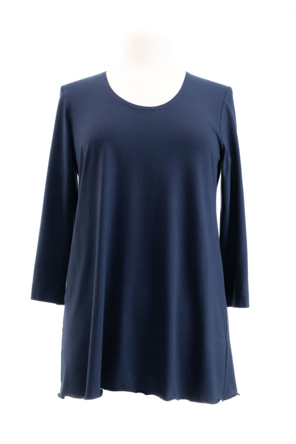 eigenart A-Shirt navy