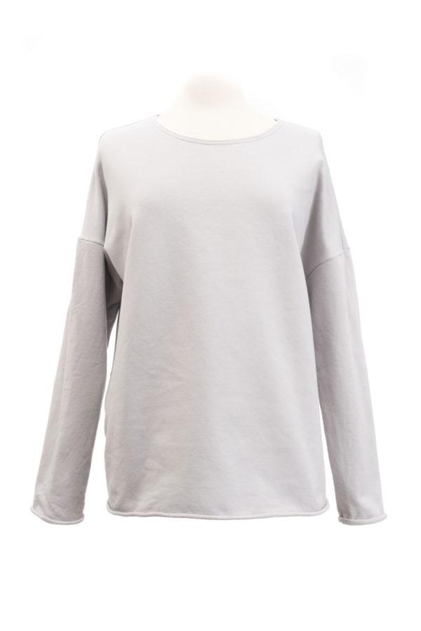 eigenart Sweatshirt grau