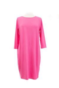 eigenart O-Kleid pink
