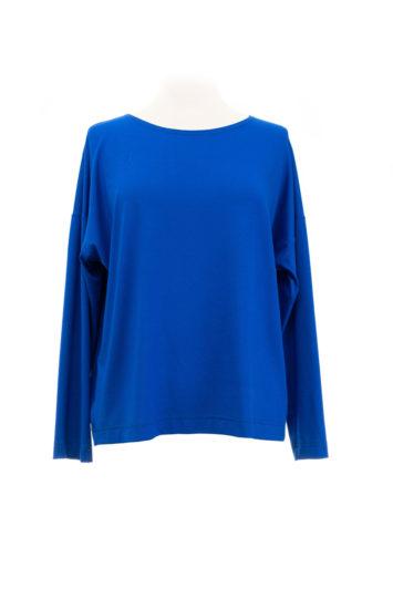 eigenart weites Shirt blau!