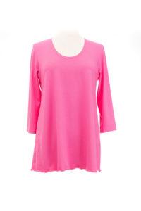eigenart A-Shirt pink