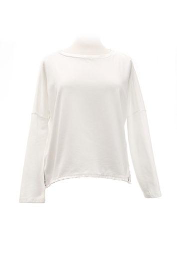 Henry Christ Sweatshirt white