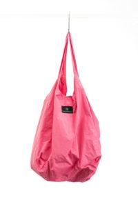 Hindahl & Skudelny Tafttasche pink