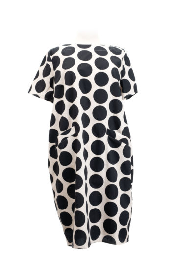 Hindahl & Skudelny Kleid Dots