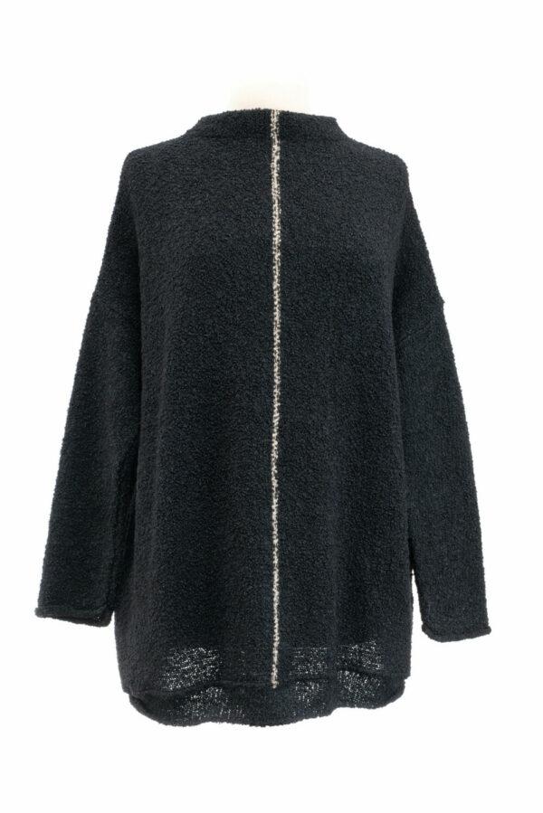 Hindahl & Skudelny Pullover nero