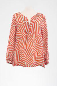 Hindahl & Skudelny Bluse Crazy Stripes