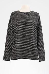 eigenart Shirt schwarz/weiß