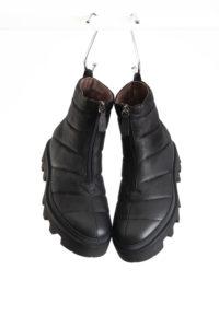 Lofina Schuh schwarz