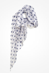 Lilien-Tuch-weiss-blau